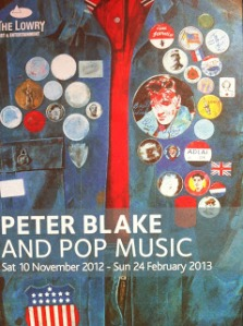 Peter Blake and Pop Music