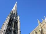Killer views: From St Walburges Steeple inPreston