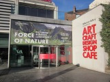 Forces of Nature at the Millennium Gallery Sheffield