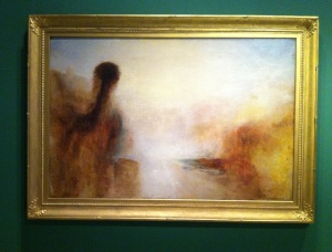 Landscape with Water (1840-45) Turner