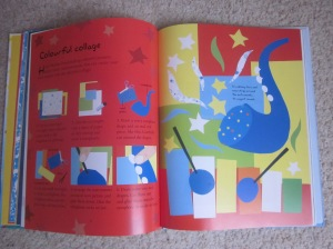 Matisse inspired art project for kids