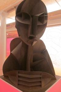 Naum Gabo 'Head No. 2'