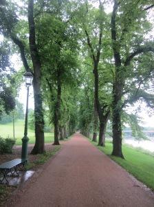 Avenham Park Promenade