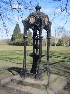 Drinking Fountain Haslam Park