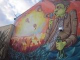 Mural, Adelphi Street,Preston