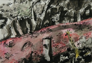Simon Plum 'Midnight Rambler'