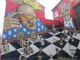 Brighton Street Art in the NorthLaines