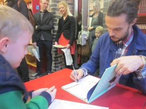 An Evening With Oliver Jeffers