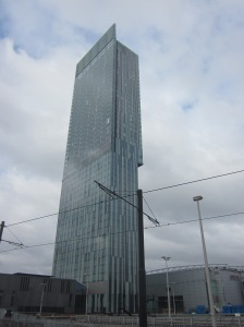Hilton Hotel and Beetham Towers, Deansgate