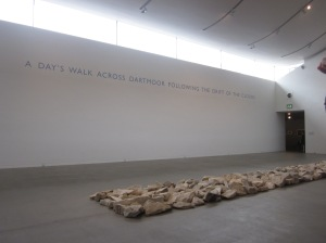 Richard Long whitworth art gallery
