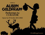 Alison Goldfrapp, Performer as Curator at The Lowry