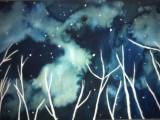 Winter, a contemporary art exhibition at Oxheys Mill Studios,Preston