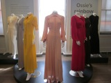 Ossie Clark at the Gallery of Costume, Manchester