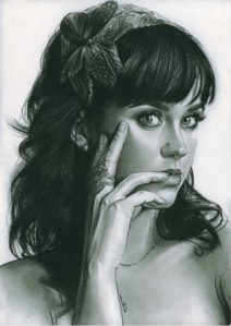 Katy Perry by Linda Massey