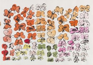 Happy Butterfly Day 1955 Andy Warhol © The Andy Warhol Foundation for the Visual Arts / Artists Rights Society (ARS), New York / DACS, London 2009