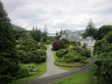 Attadale Gardens and Sculpture Park, Strathcarron, Scotland